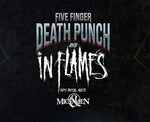 Five Finger Death Punch/In Flames